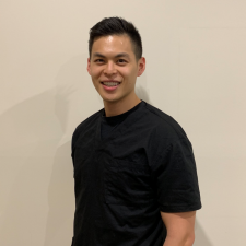 Dr Anthony Huang, a cosmetic dentist in Sydney